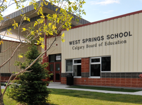 elementary school fundraising - West Springs School Development Association (WSSDA)