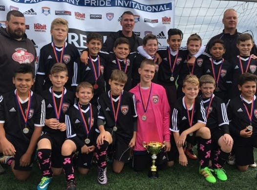 soccer fundraising - Woodbridge Revolution U13 Travel Team