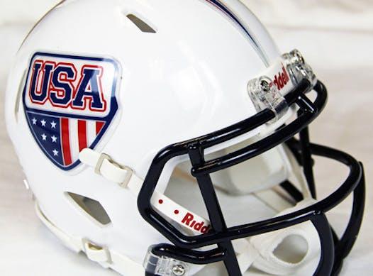 football fundraising - Spencer Sanders' U.S. National Football Team Fundraiser