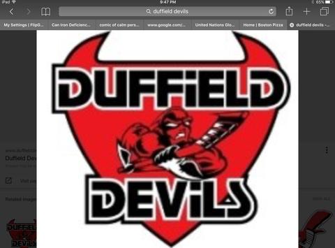 Duffield Devils Minor Atom AA