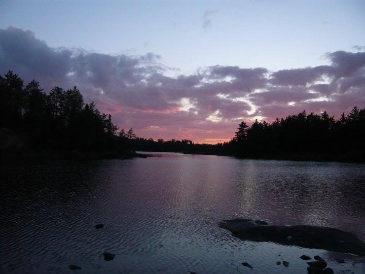 St. John's Canoe Trip