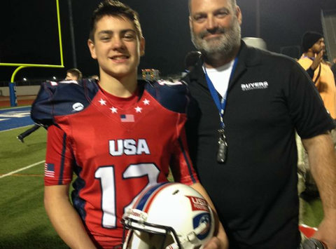USA national football team u14