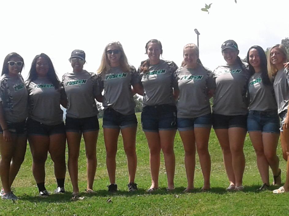 WCI Fusion girls softball