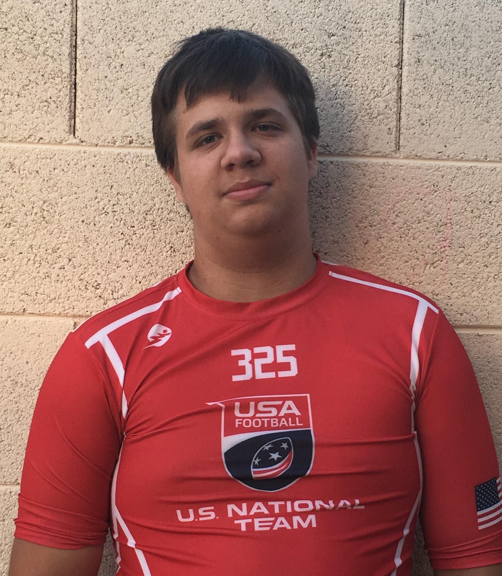 Jakob's USA Football Development Team Fees