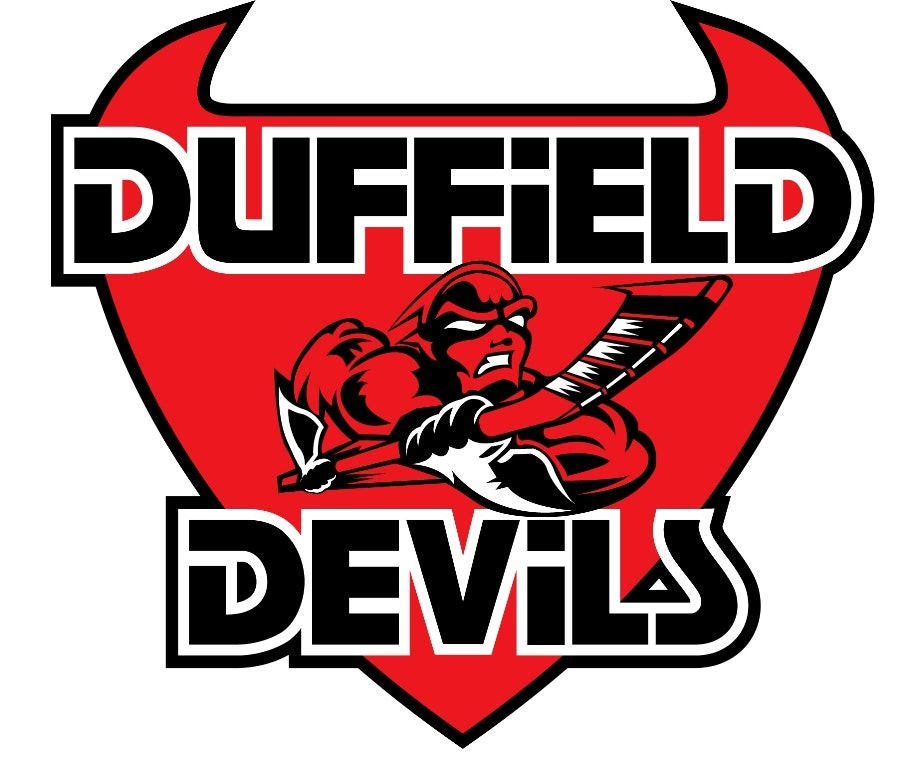 Duffield Devils Silver Minor Novice 2016-2017 Team
