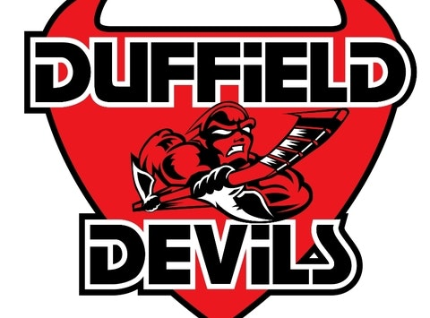 ice hockey fundraising - Duffield Devils Silver Minor Novice 2016-2017 Team