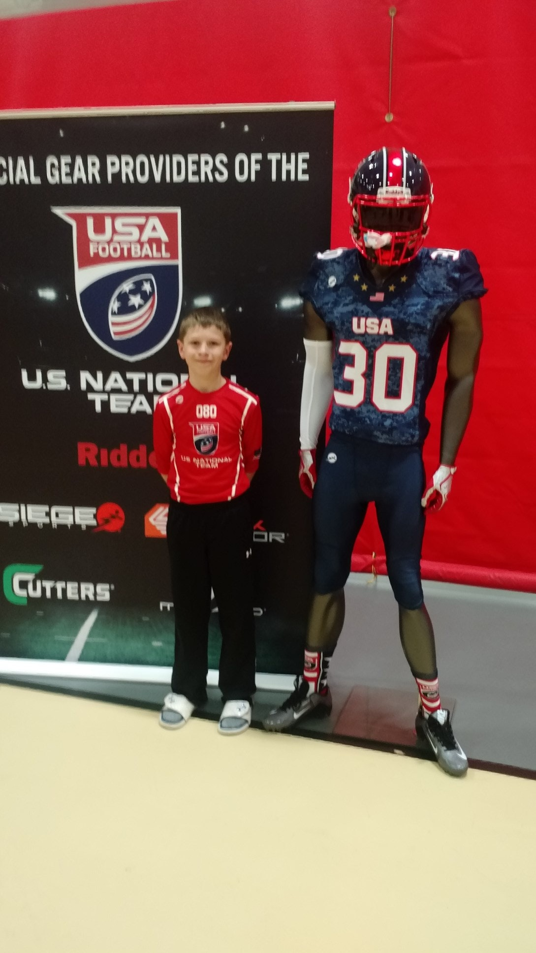 USA Development Football Camp
