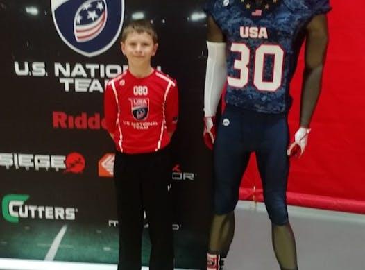 football fundraising - USA Development Football Camp