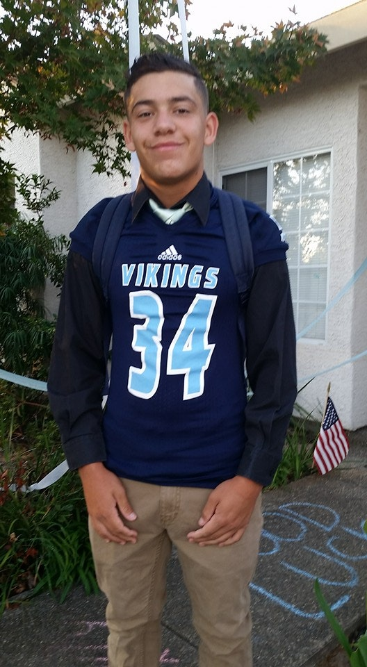 Help Support Raymond Play in the USA Football Dev Games