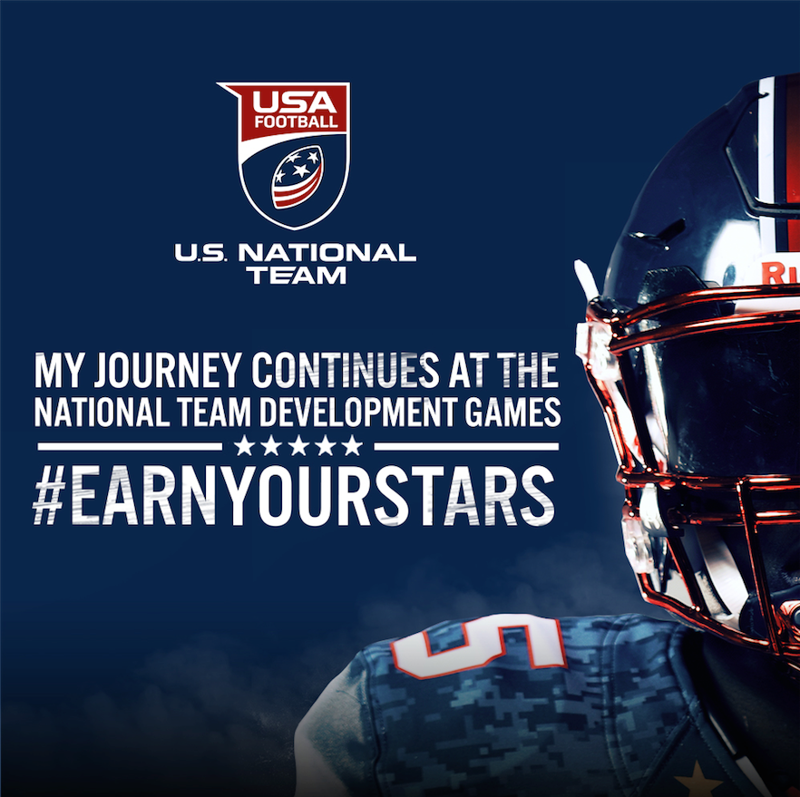 USA Football National Team Development Games