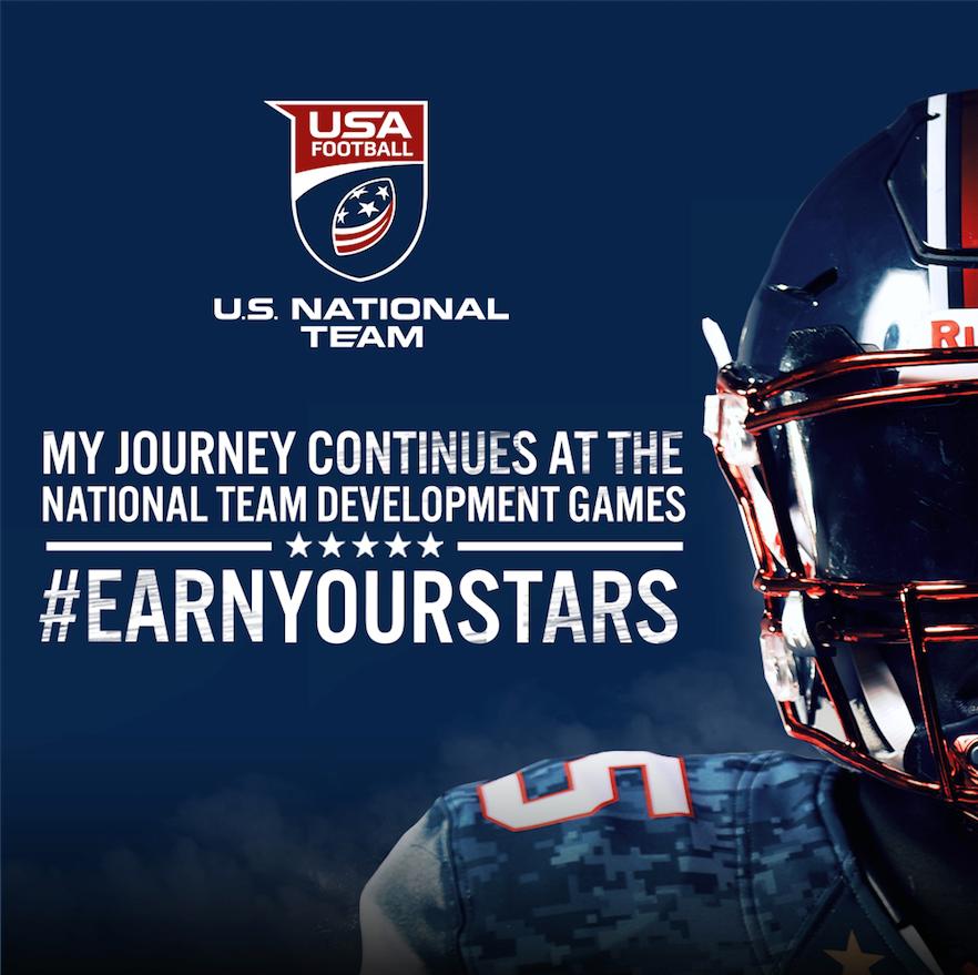 USA Football National Team Development Games