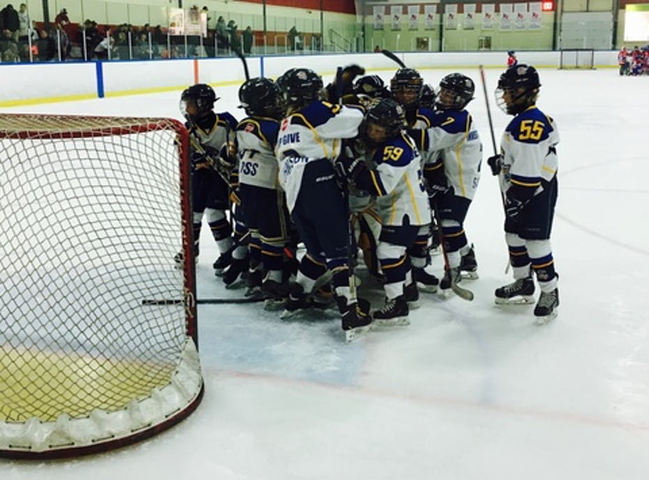 Whitby Wildcats Minor Atom AA