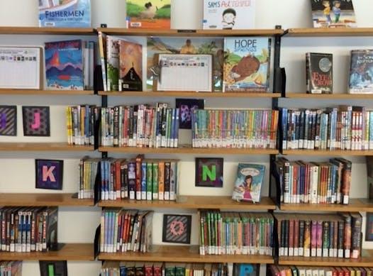library & technology resources fundraising - Burnham Public School