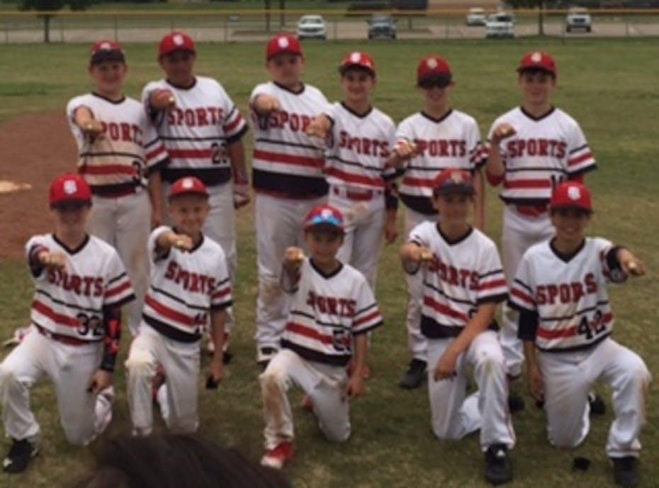 Texas Sports 11U Red