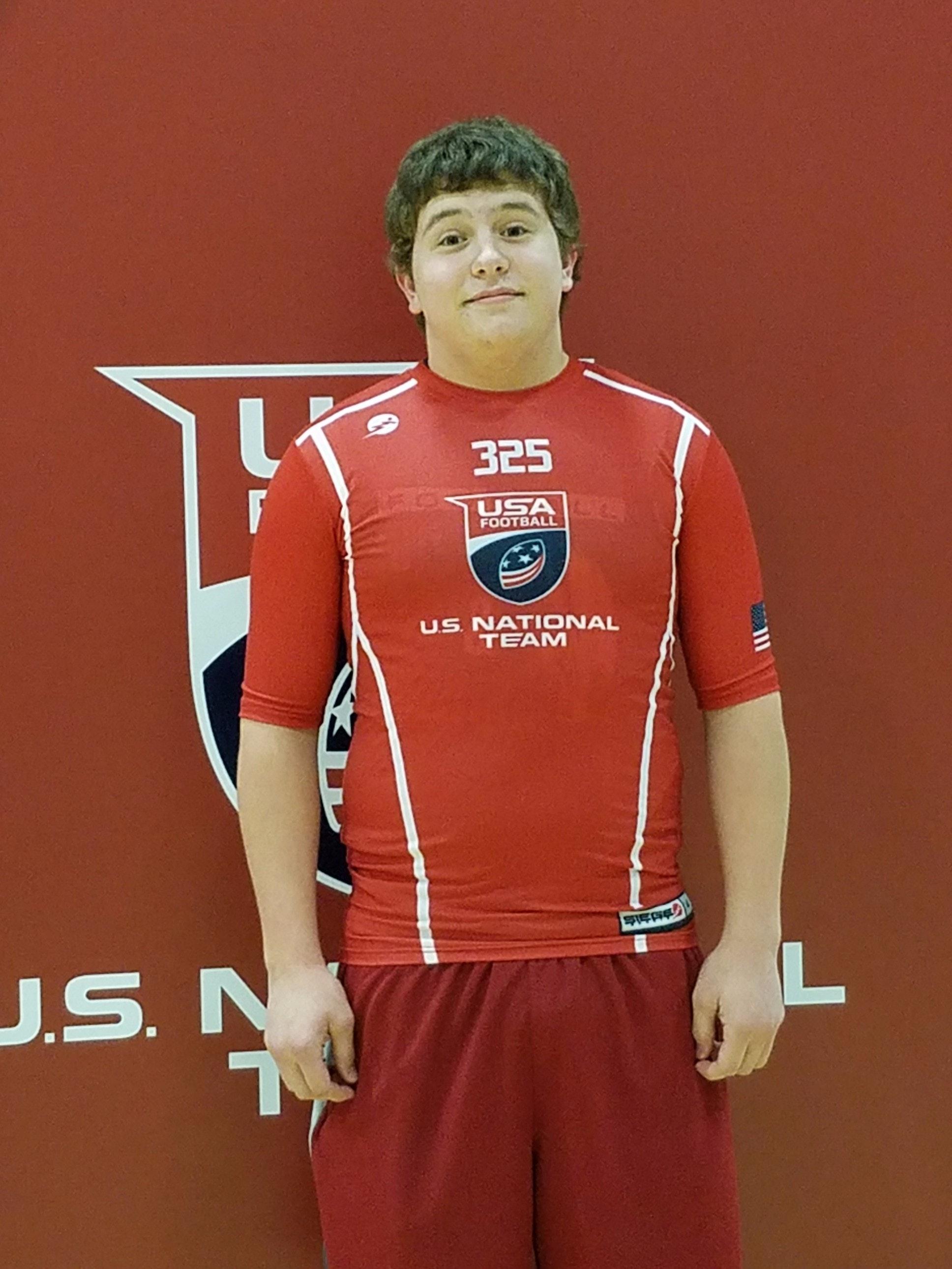 Alex Butak's  #Earnmystars for Team USA