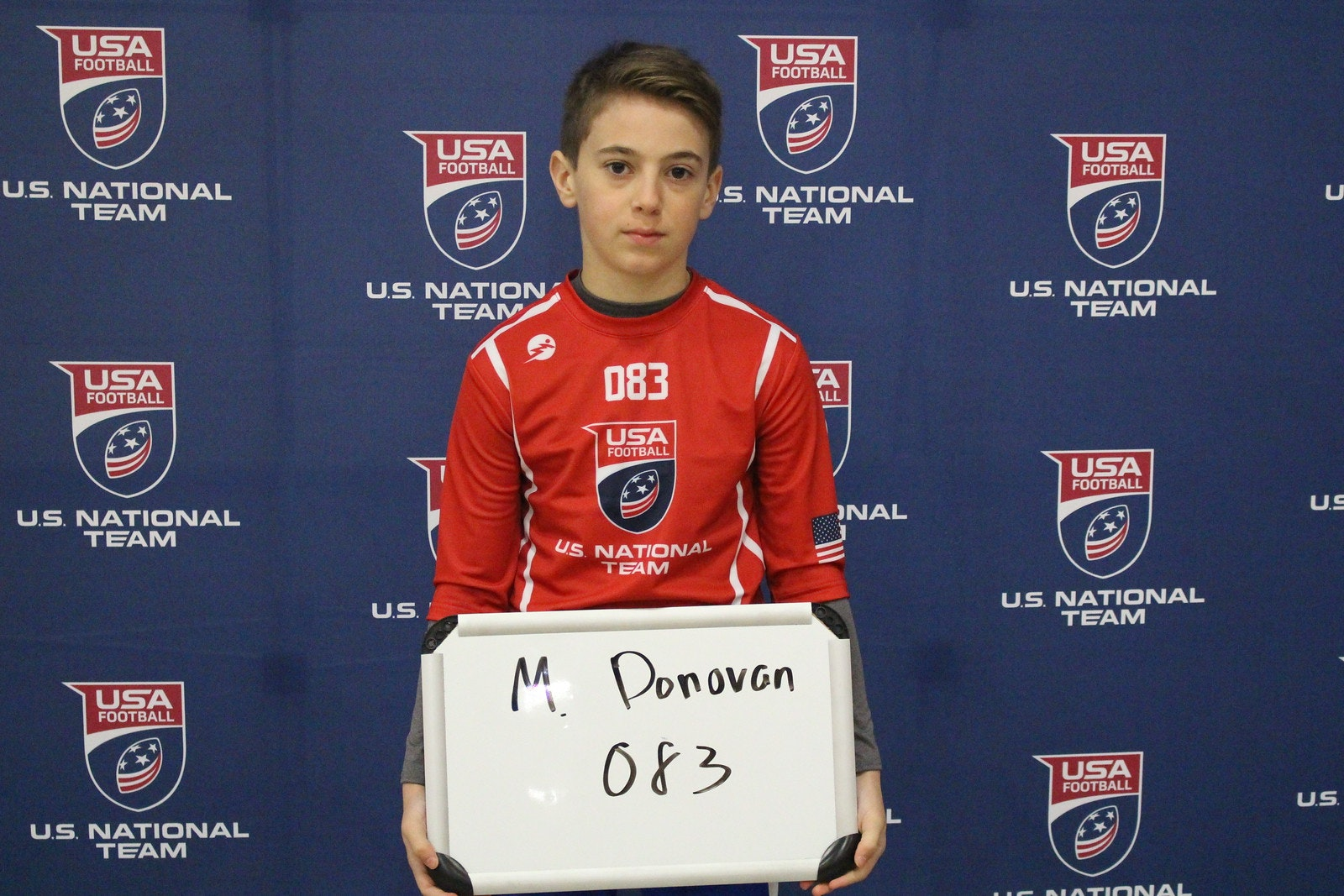 Matt Donovan US National Camp