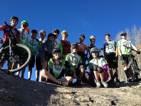 Crested Butte Devo High School Race Team