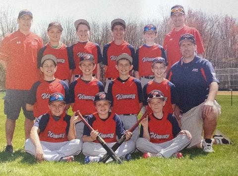 12U Warwick Baseball