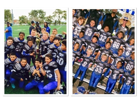 West Valley Eagles Youth Football