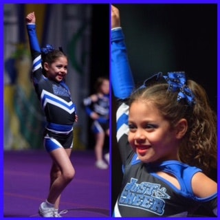 Keilani S. @ Just Cheer