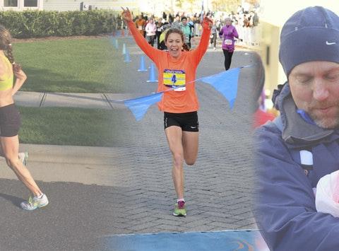 running fundraising - Alana Hadley