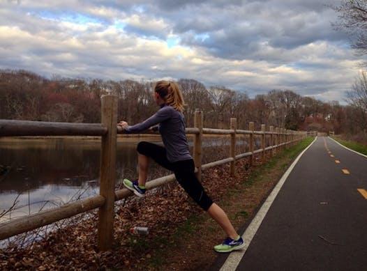 running fundraising - Kaitlin Goodman
