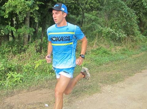 running fundraising - Craig Lutz
