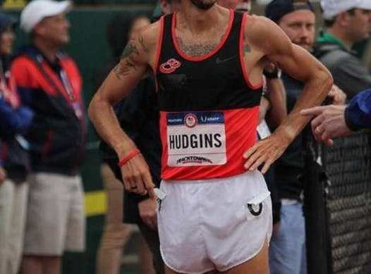 running fundraising - Brandon Hudgins