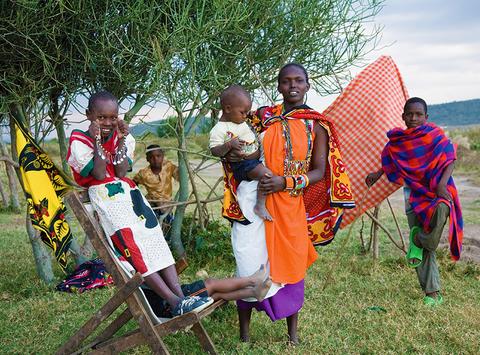 events & trips fundraising - Tanzania 2017 - Tembo