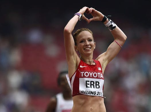 running fundraising - Esther Atkins - Athlete
