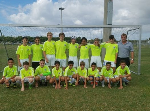 soccer fundraising - WSC 03 Boys White