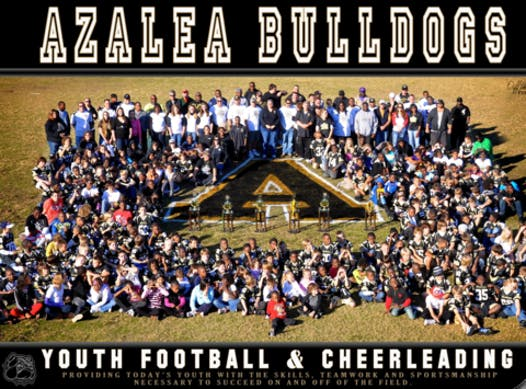 cheerleading fundraising - AZALEA YOUTH FOOTBALL