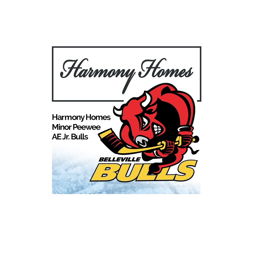 Harmony Homes Minor PeeWee AE Jr. Bulls