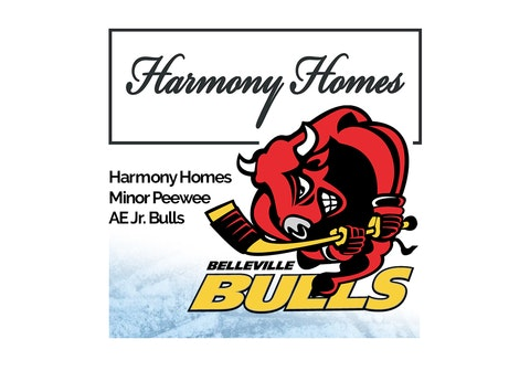 Harmony Homes Minor PeeWee AE Jr. Bulls