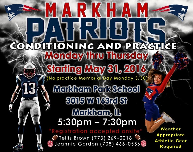 The Markham Patriots