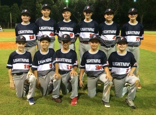 baseball fundraising - Fort Lauderdale 12U Lightning