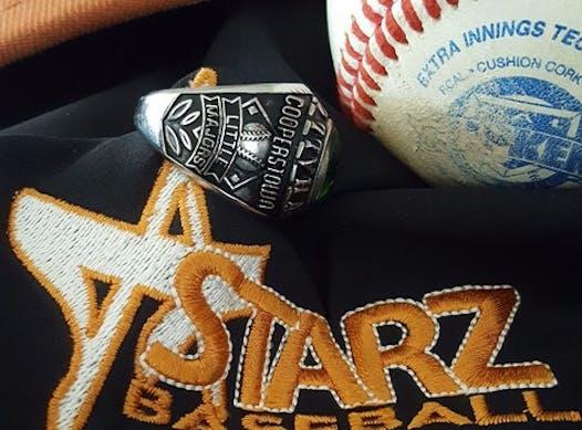 baseball fundraising - Arena Starz 12U