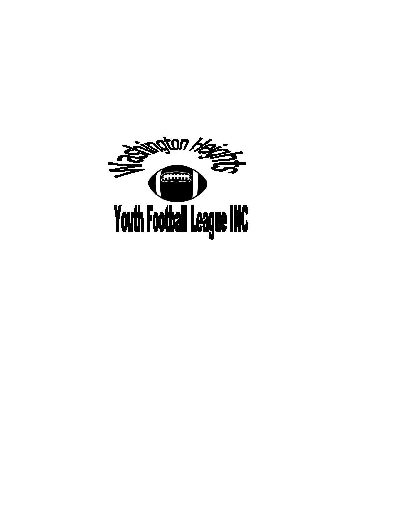 Washington Heights Youth Football League INC