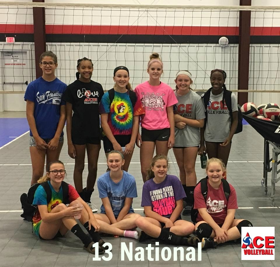 13 National Volleyball Season