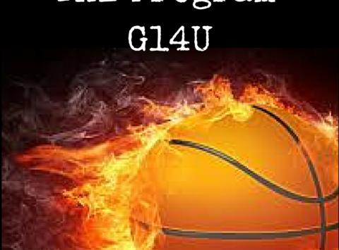 basketball fundraising - THE Program G14U