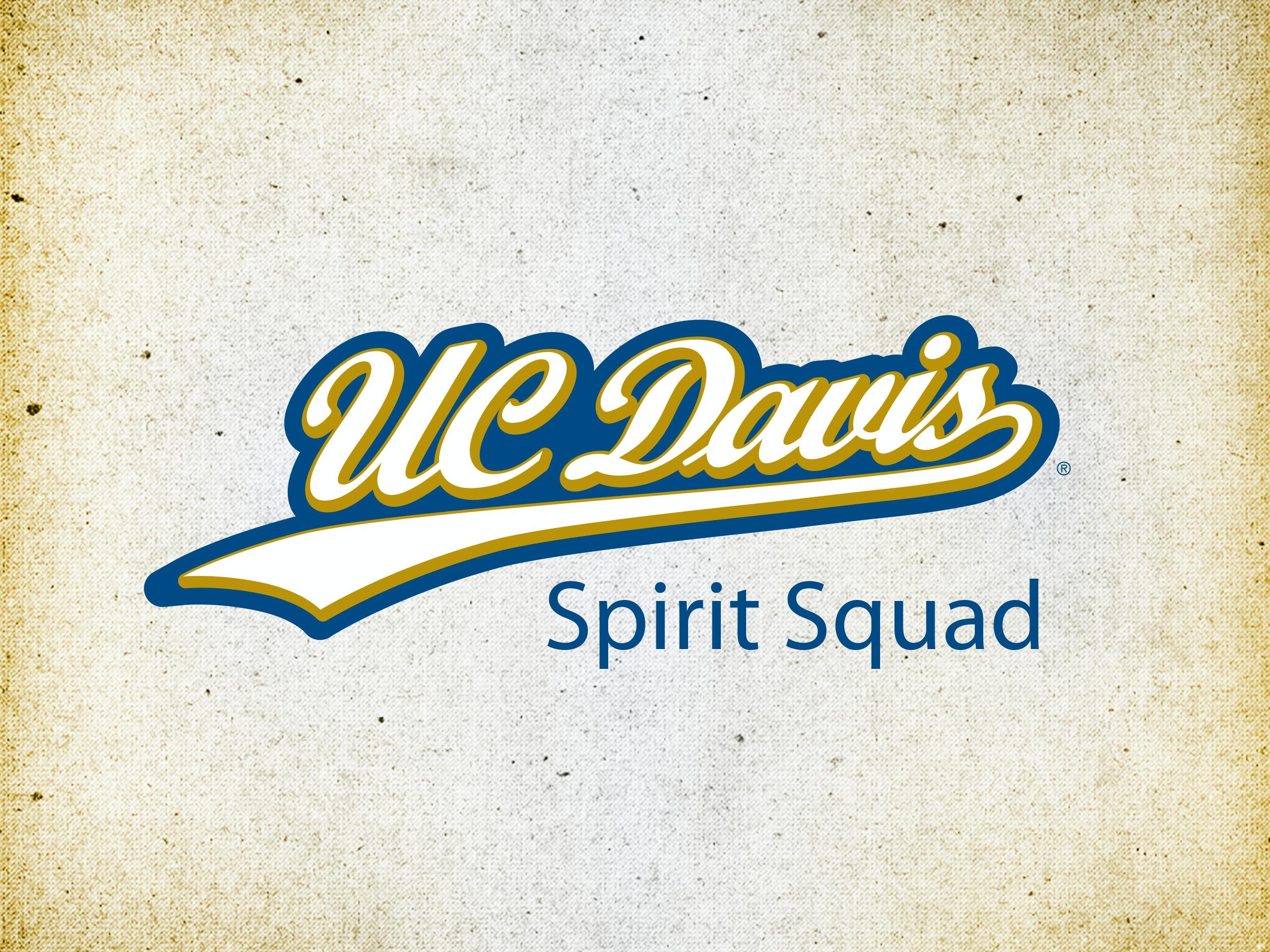 UC Davis Spirit Squad
