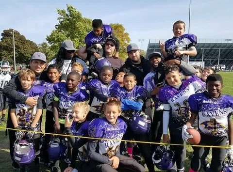 Joliet Ravens Youth Football & Cheerleading