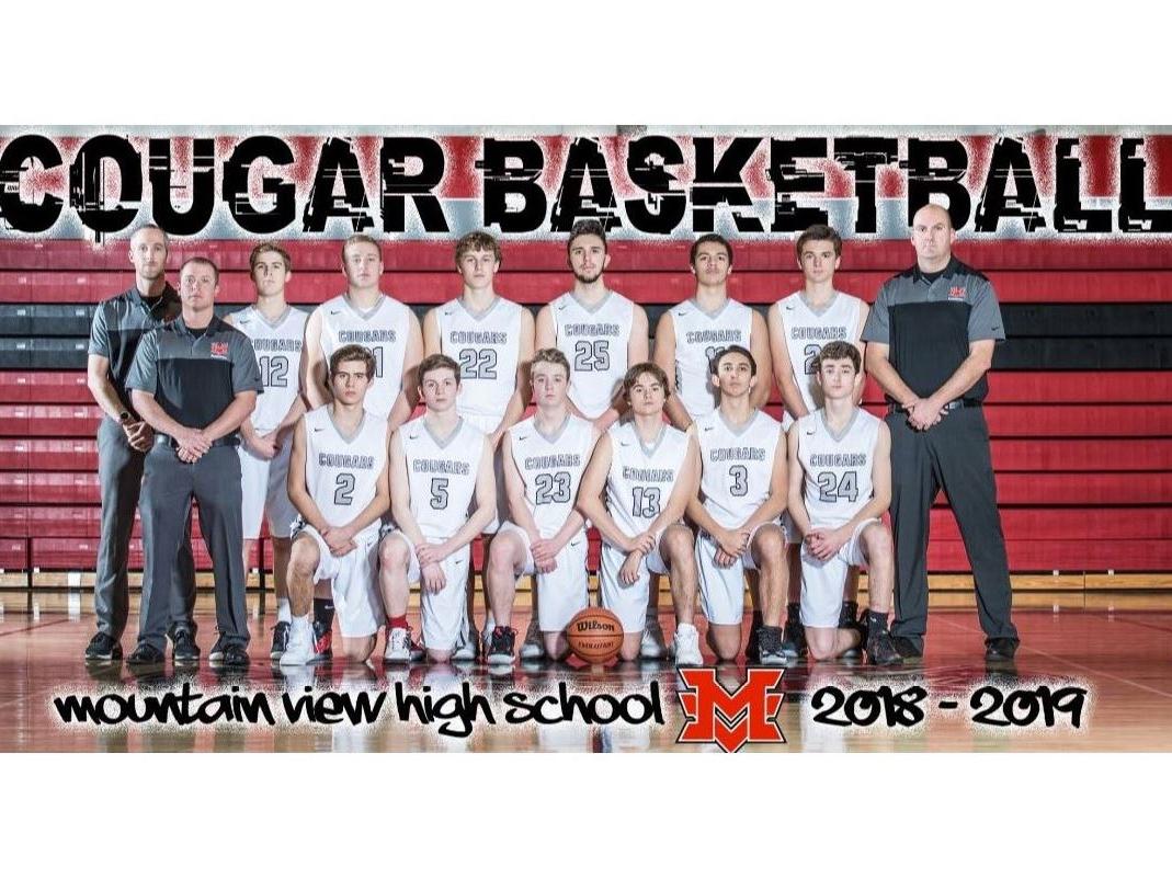 Mountain View High School Basketball