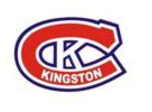 ice hockey fundraising - Kingston Canadians