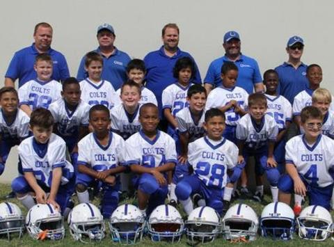 Plano Colts Youth Tackle Football Team