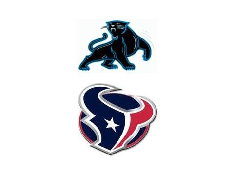 FFL Panthers and Texans