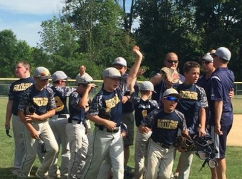 12U Olmsted Falls Bulldogs