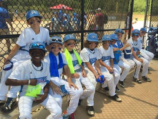 baseball fundraising - Powdersville Predators 10U