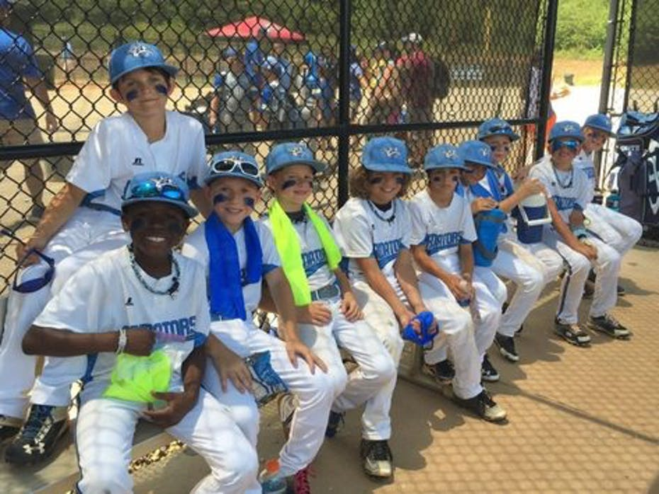 Powdersville Predators 10U