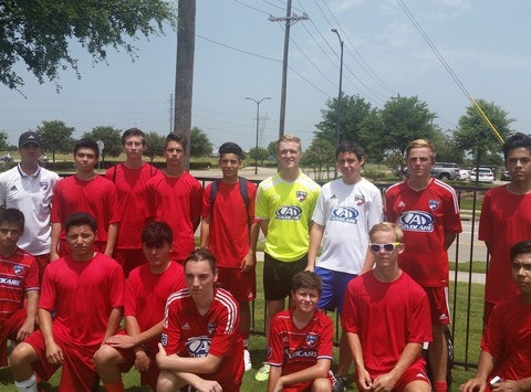 FCD 99 B Red Team Fundraising